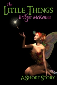 The Little Things, by Bridget McKenna -  Cover and e-book formatting by Zone 1 Design