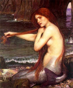 Mermaid - John William Waterhouse
