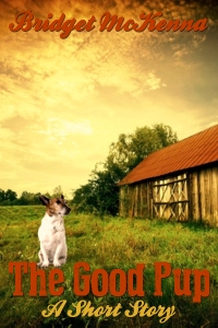The Good Pup, by Bridget McKenna -  Cover and e-book formatting by Zone 1 Design